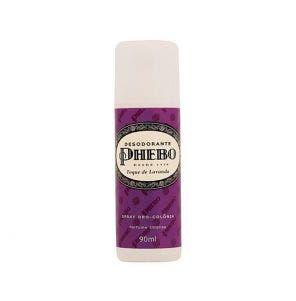 Desodorante Líquido Phebo Toque De Lavanda 90ml