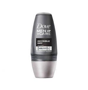 Desodorante Roll On Dove Men Care Invisible Dry 50ml