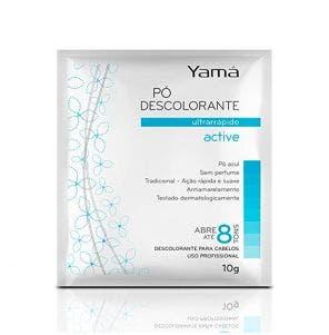Pó Descolorante Yamá Active 10g