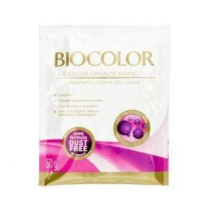 Descolorante Biocolor Queratina 50gr