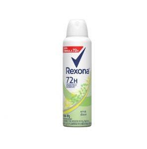 Desodorante Aerossol Rexona Feminino Erva Doce 150ml