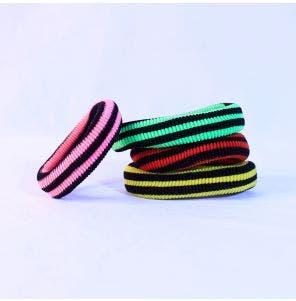 Elástico de Cabelo Meifa Imp. Color