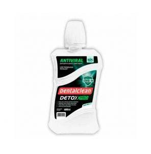 Enxaguatório Bucal Dentalclean Detox Pró 600ml