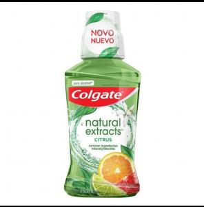 Enxaguatório Bucal Colgate Natural Extracts Citrus 250ml