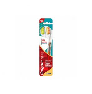 Escova Dental Colgate Slim Soft Ultra Macia C/2