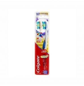 Escova Dental Colgate 360 Advanced Total 12 C/2Un