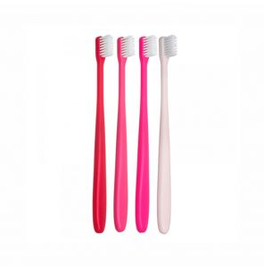 Escova Dental Kess Anual Macia C/4Un