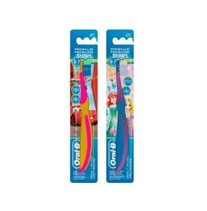 Escova Dental Oral B Infantil Stages 3 (5 A 7 Anos)
