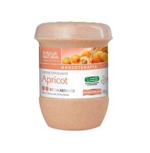 Esfoliante Corpo D Água Natural Apricot Forte 650g