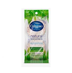 Esponja Facial Calypso Esfoliante c/2un