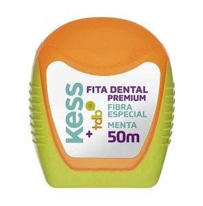 Fita Dental Kess Premium Menta 50mt