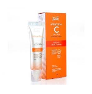 Gel Hidratante Facial Tracta Olhos Vit C 15g