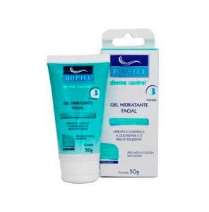 Gel Hidratante Facial Nupill Derme Control 50g