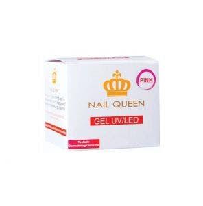 Gel Nail Queen Uv Led Clear 30ml