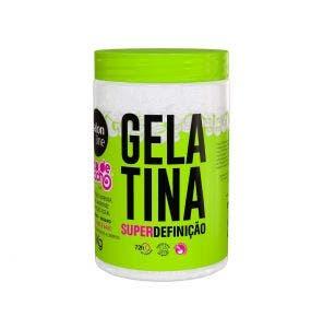 Gelatina Capilar Salon Line #Todecacho Gel Fixação 1Kg