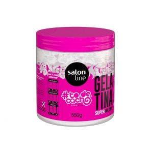 Gelatina Capilar Salon Line #Todecacho Mix 550G