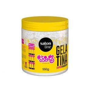 Gelatina Capilar Salon Line #Todecacho 550G