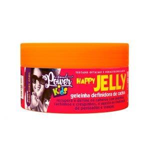 Geleinha Capilar Beauty Color Happy Jelly Definidora 250G