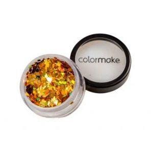 Glitter Colormake Diamante 3D Ouro 2932