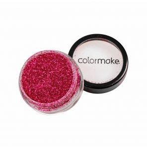 Glitter Em Po Para Unhas Colormake Pink 4G