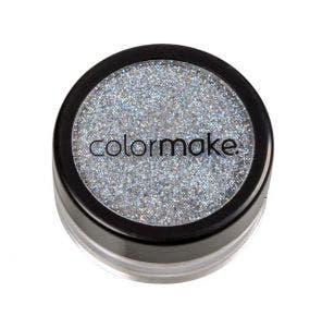 Glitter Em Po Para Unhas Colormake Prata 4G