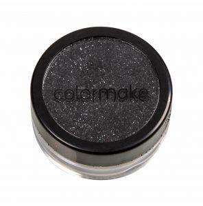 Glitter Em Po Para Unhas Colormake Preto 4G