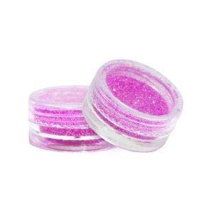 Glitter Para Unhas Santa Clara Rosa