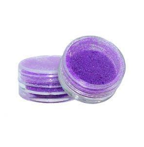 Glitter Para Unhas Santa Clara Roxo