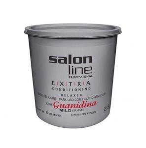 Guanidina Extra Conditioning Regular Alisa E Relaxa Salon Line 218G