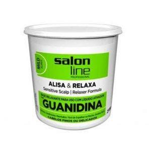 Guanidina Tradicional Mild Alisa E Relaxa Salon Line 218G