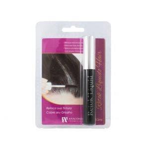 Hair Color Retok Líquido Anaconda Preto