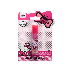 Brilho Labial Infantil Hello Kitty