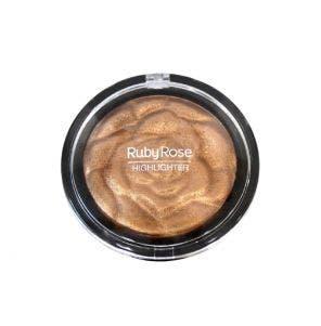 Iluminador Facial Ruby Rose Baked Highlightter Powder
