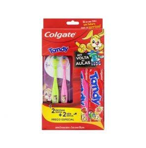 Kit Infantil Escova + Gel Dental Colgate Tandy 50g