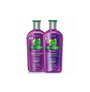 Kit Shampoo + Condicionador Phytoervas Anti Queda