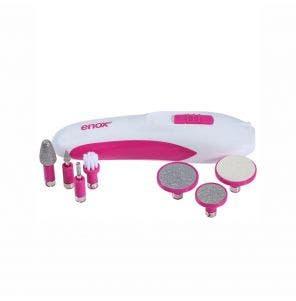 Kit Manicure E Pedicure Enox Eletrico