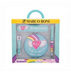 Kit Manicure Marco Boni Com 4 Itens