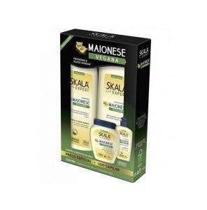 Kit Shampoo E Condicionador Skala Maionese Vegana 325Ml