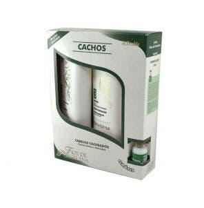 Kit Shampoo E Condicionador Triskle Fios De Porcelana - Cachos