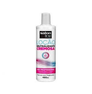 Loção Neutralizante Cremosa Salon Line 480ml