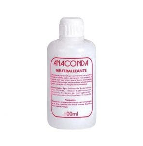 Locao Neutralizante Anaconda 100ml
