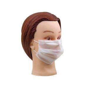 Máscara Descartável Santa Clara Tnt Com Elástico C/5un