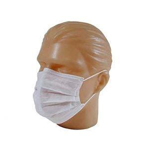 Máscara Descartável Volk Dupla Com Elástico C/10un