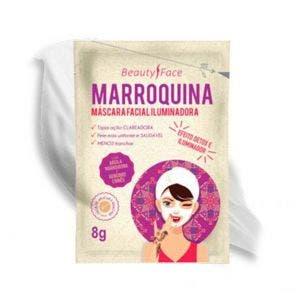 Máscara Facial Beauty Face Marroquina 8g