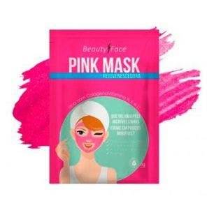 Máscara Facial Beauty Face Pink 8g