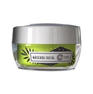 Máscara Facial Bruna Tavares Chata De Galocha Argila Verde 40g