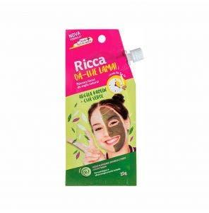 Máscara Facial Ricca Argila Natural