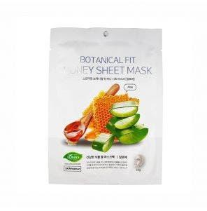 Máscara Facial Coreana Coreana Nohj Skin Relaxante Aloe