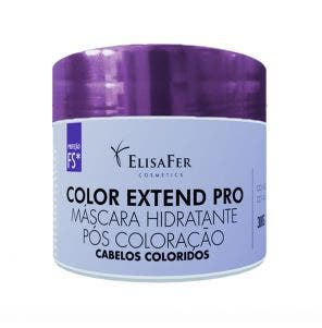 Máscara De Tratamento Elisafer Color Extend Pro 300G