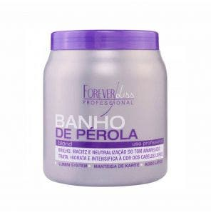 Máscara Banho De Pérola Forever Liss 1000G